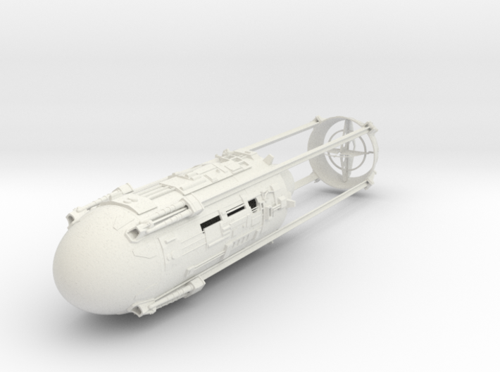 1/48 Y-Wing Nacelle (Right) 3d printed