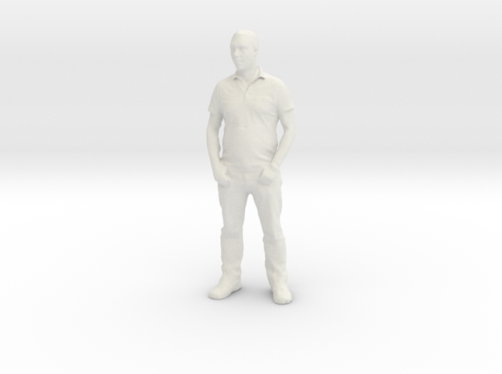 Printle F Homme Ben Affleck - 1/24 - wob 3d printed