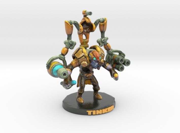 #DOTA2 Tinker #Valve  3d printed