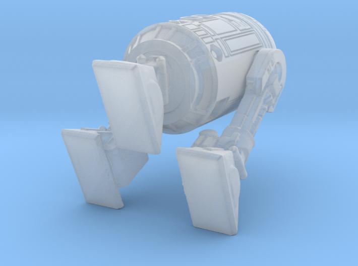 1/72 Scale Figure for Bandai Millennium Falcon 3d printed