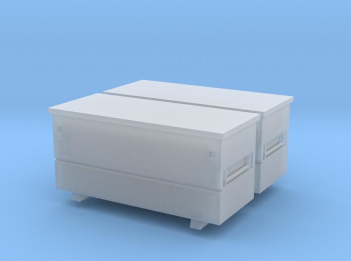 Rigid 60 R 2Pack 1-64 Scale 3d printed