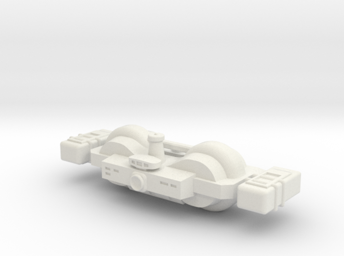 Omni Scale General Large Freighter (In Ballast) SR 3d printed