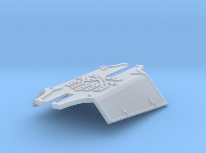 Armor Plate 3d printed