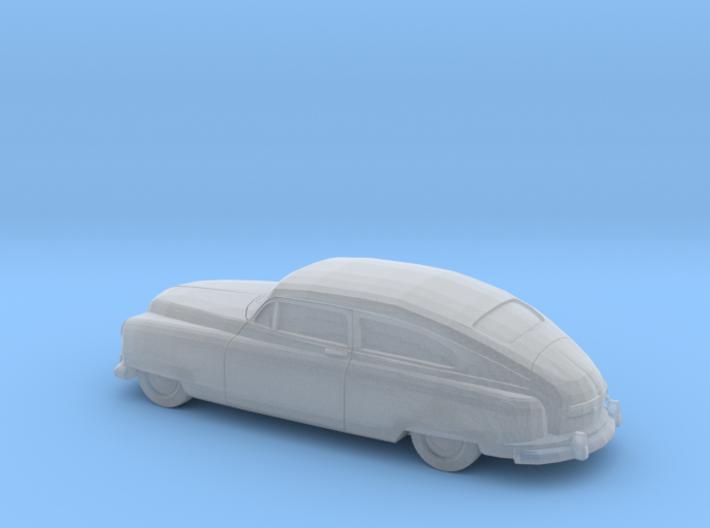 1/120 1X 1949-50 Nash Ambassador Coupe 3d printed