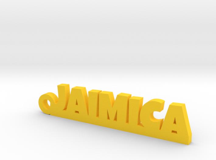 JAIMICA_keychain_Lucky 3d printed