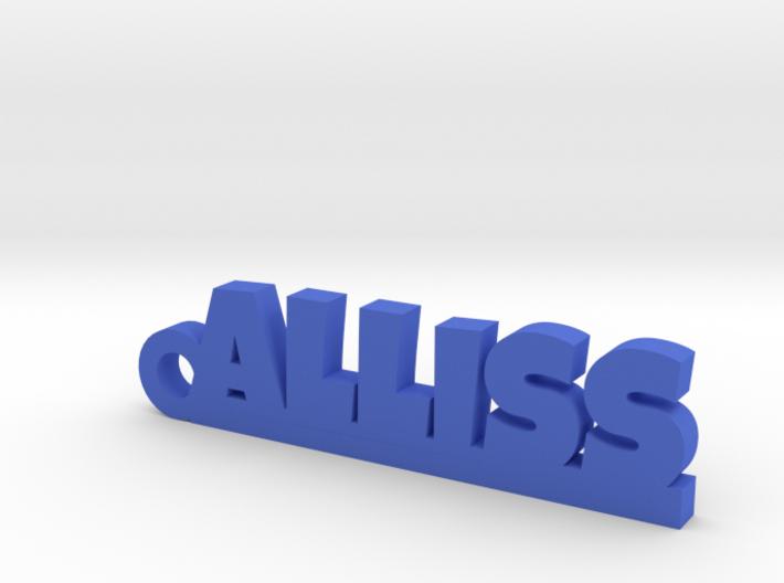 ALLISS_keychain_Lucky 3d printed