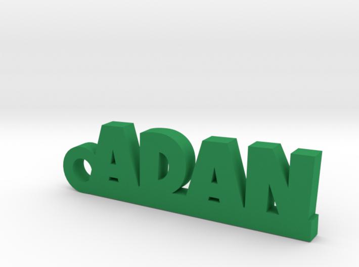 ADAN_keychain_Lucky 3d printed