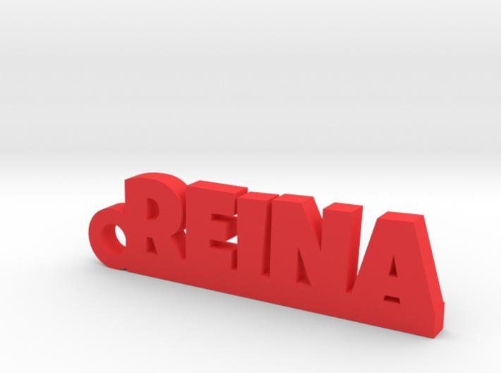 REINA_keychain_Lucky 3d printed