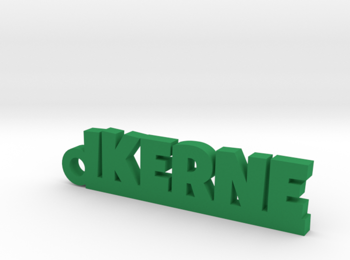 IKERNE_keychain_Lucky 3d printed