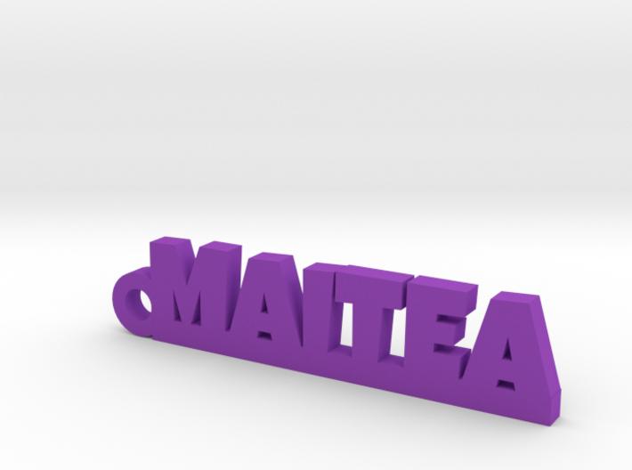 MAITEA_keychain_Lucky 3d printed