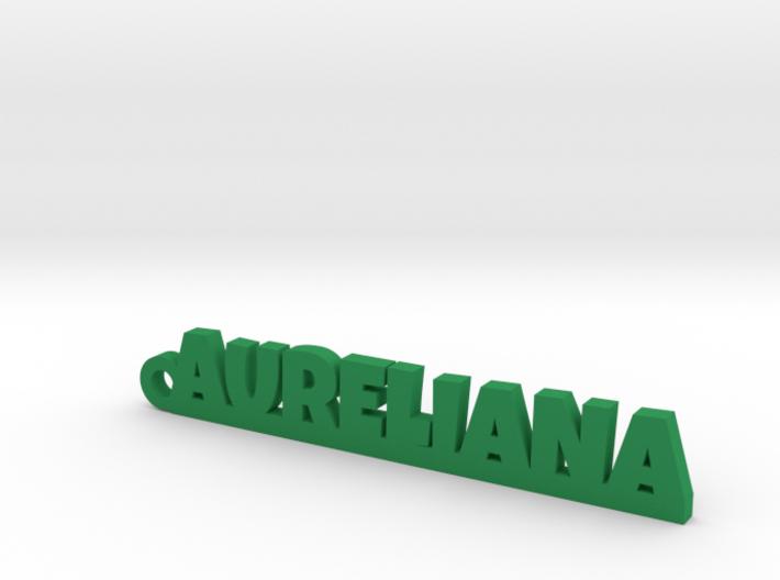 AURELIANA_keychain_Lucky 3d printed