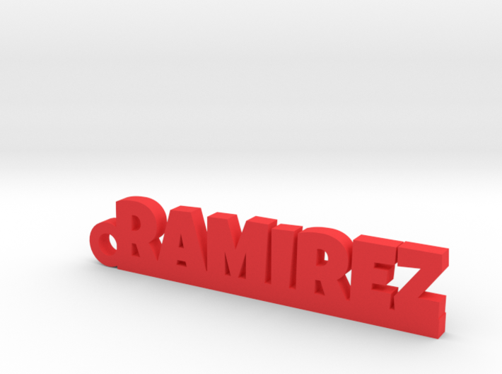 RAMIREZ_keychain_Lucky 3d printed
