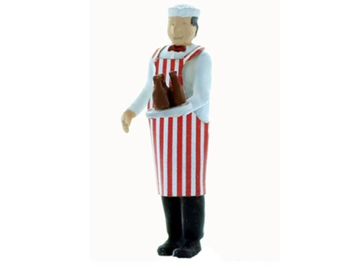 SODA JERK HO Figure 3d printed
