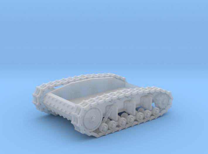 T-18 Running Gear Box 3d printed