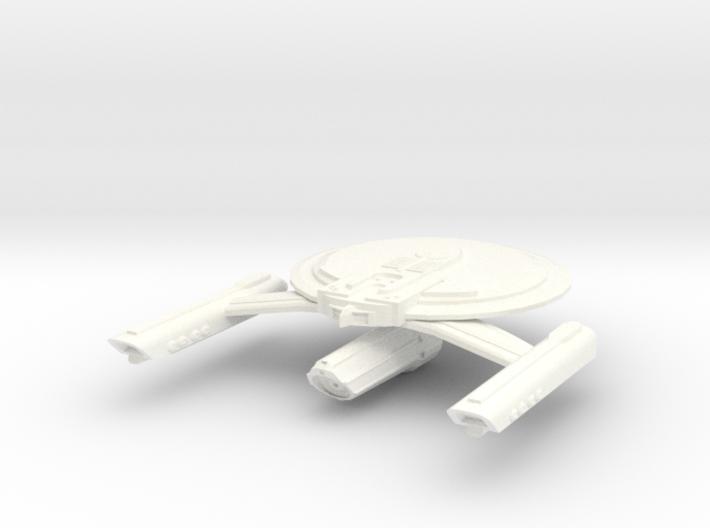 USS Spheerix 3d printed
