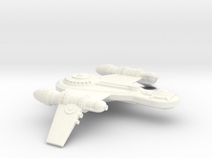 Proto Romulan War Bird 3d printed