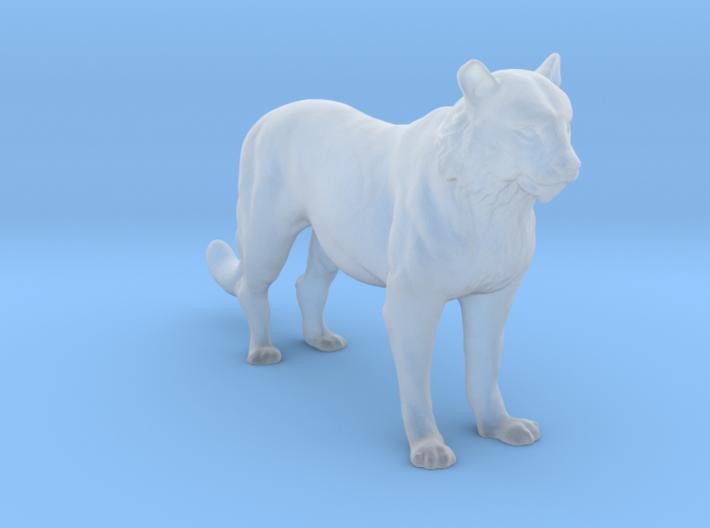 Printle Thing Tiger - 1/48 3d printed