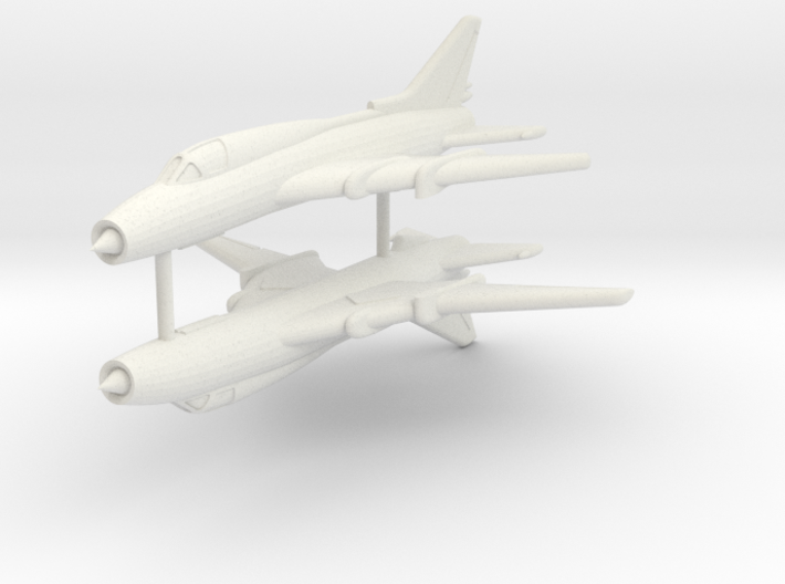 1/200 Sukhoi Su-22 (x2) 3d printed