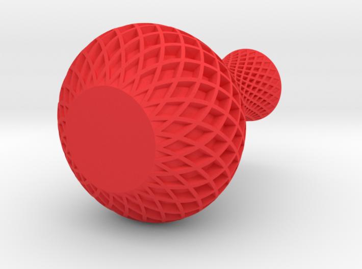 spiral-vase 3d printed