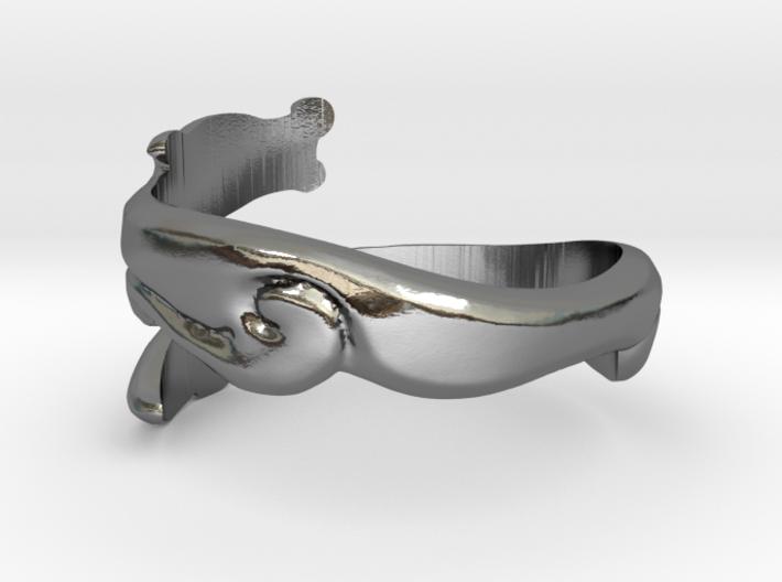Stark Ring 3d printed