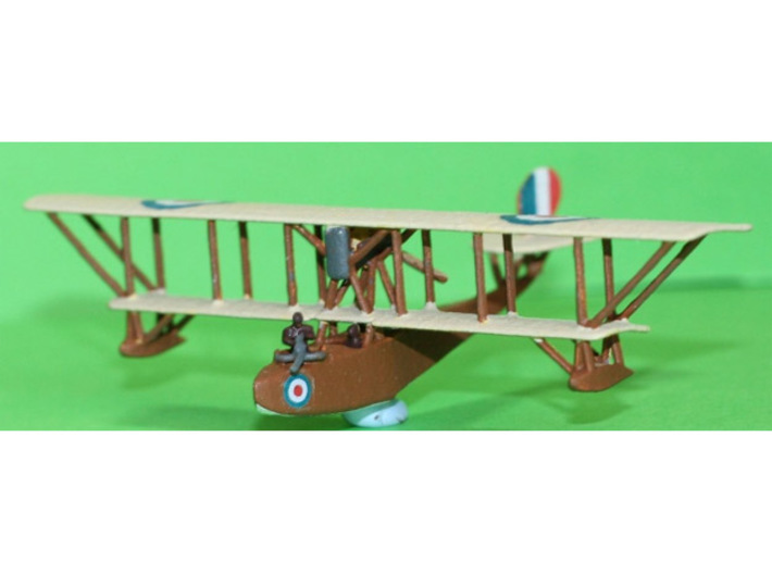 F.B.A. Type H Flying Boat (various scales) 3d printed Painted miniature photo courtesy Teach @ wingsofwar.org