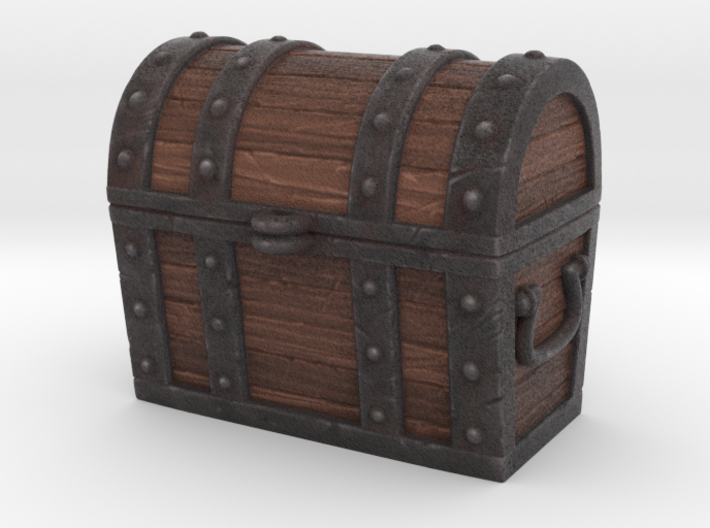 Chest - Medium 3d printed