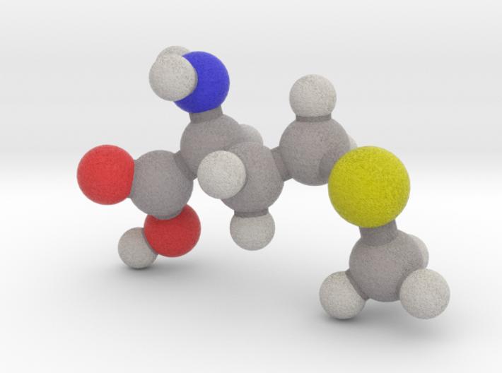 L-methionine 3d printed