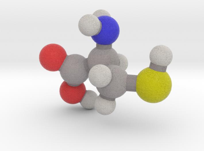 L-cysteine 3d printed