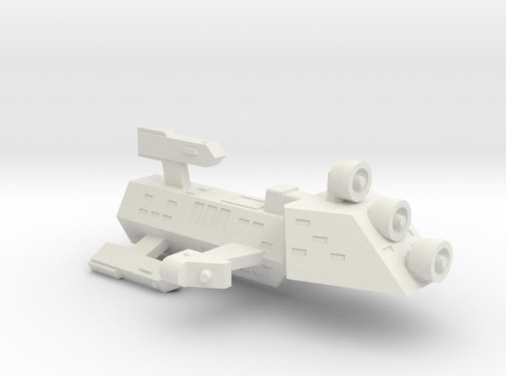 3788 Scale Kzinti Scout Frigate SRZ 3d printed