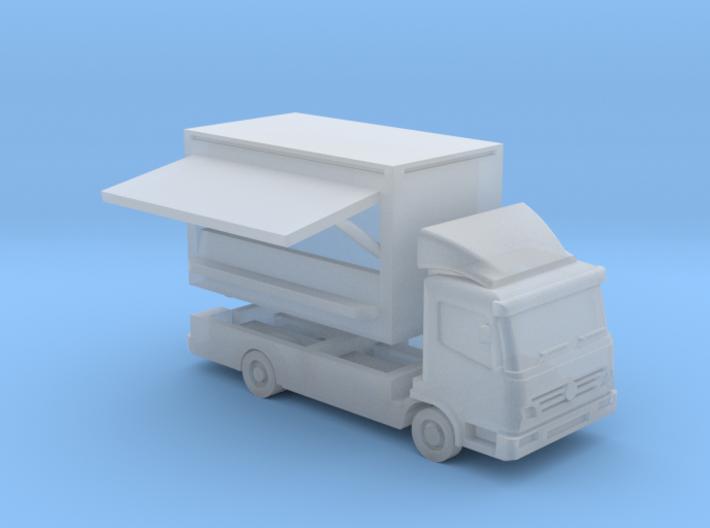 Verkaufswagen - 1:220 3d printed