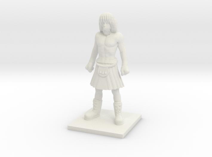 Norse 05 - Lineman 3d printed