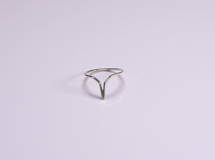 YOUNIVERSAL Y.01, US size 3.5, ring d=14,5mm 3d printed