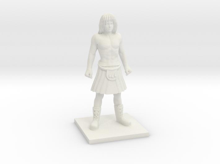 Norse 06 - Lineman 3d printed