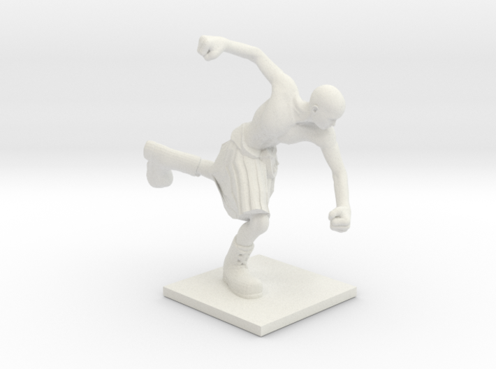 Norse 07 - Runner 3d printed