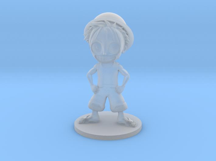 luffy (base) 3d printed