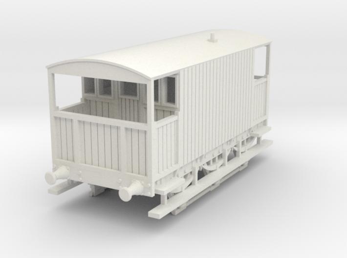 a87-secr-6w-brakevan-1 3d printed