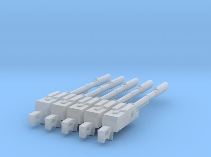 PKM lascannon 3d printed