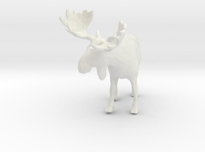 Printle Thing Moose - 1/76 3d printed