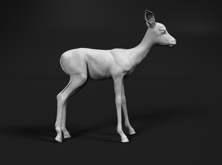 Impala 1:24 Standing Fawn 3d printed