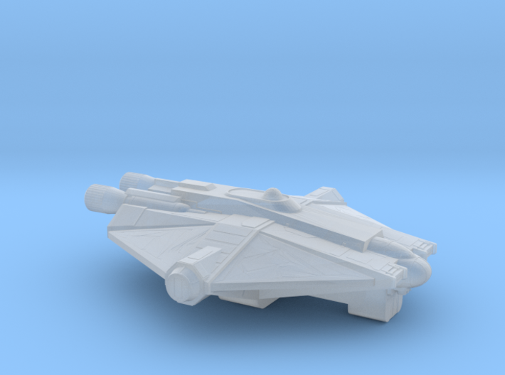 1/2700 VCX-100 (Ghost) 3d printed