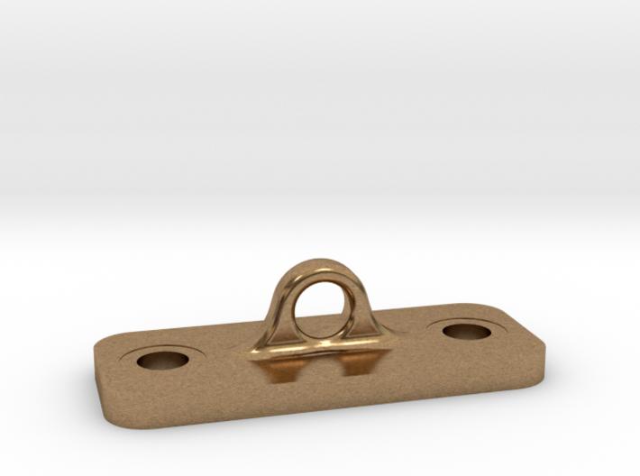 Single Loop Plate 3d printed