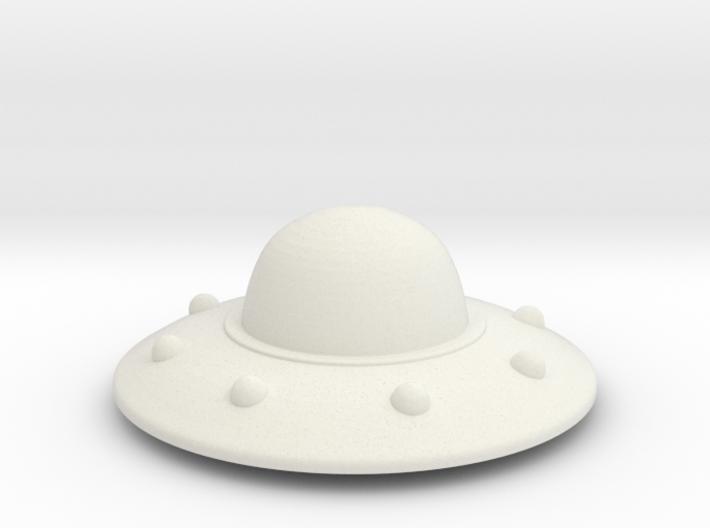 UFO 3d printed