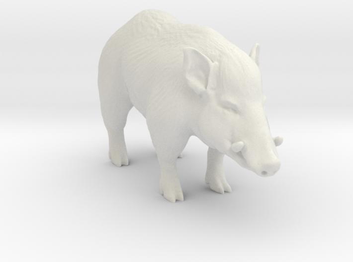 Printle Thing Wildboar - 1/35 3d printed