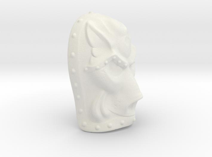 Armor Shoulder Boar V1 3d printed