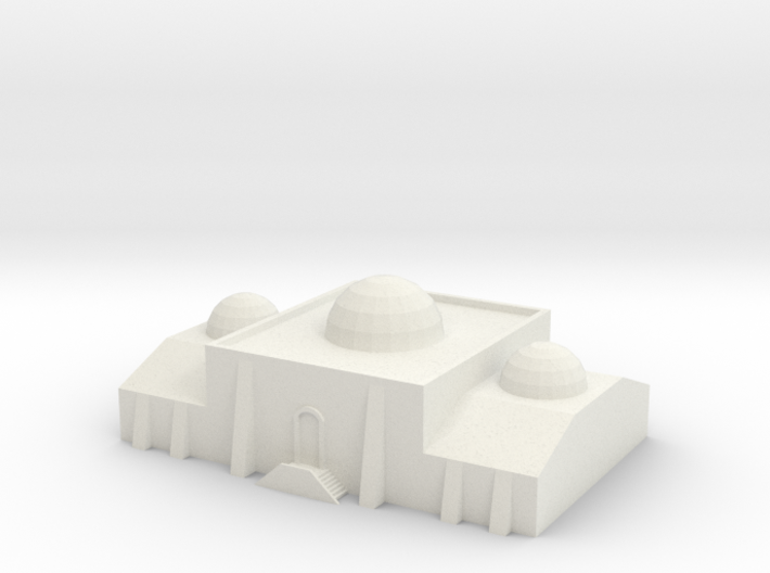 Imperial Office 3d printed