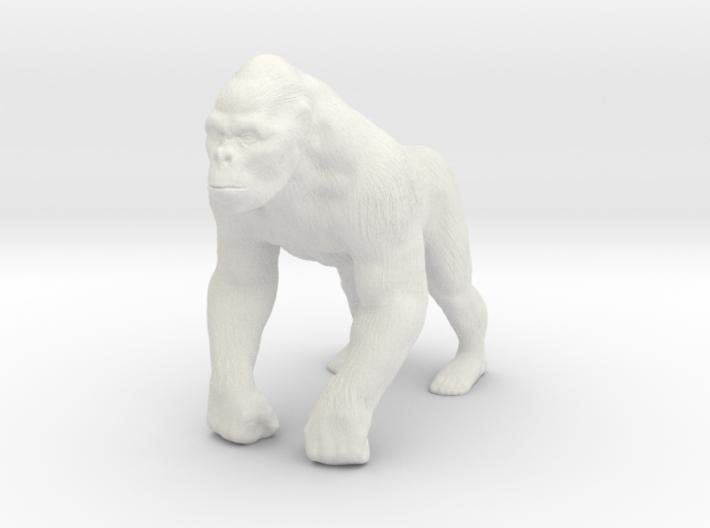 Printle Thing Gorilla - 1/24 3d printed