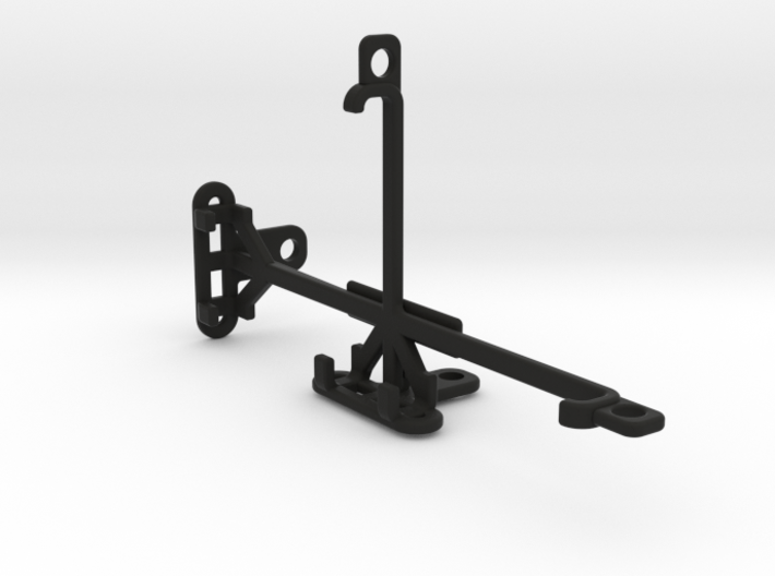 Apple iPhone 8 tripod & stabilizer mount 3d printed