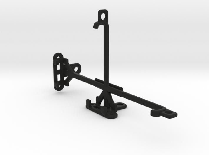 Huawei Mate 10 tripod & stabilizer mount 3d printed