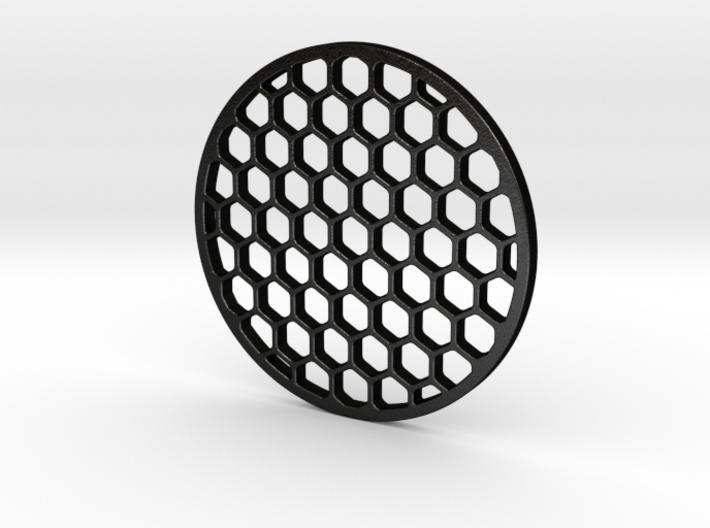 Honeycomb killflash 57 mm diameter 3 mm thick 3d printed