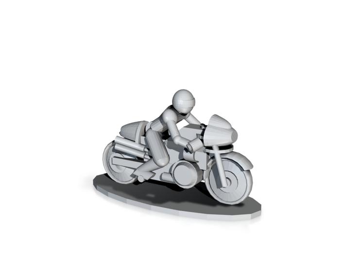 DeathRaceRalley-Bike 3d printed
